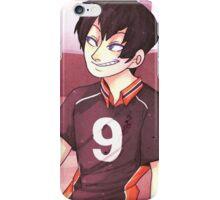 it's a win for karasuno!! iPhone Case/Skin