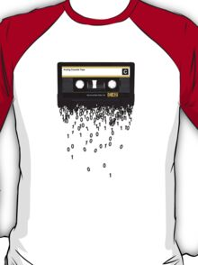 The death of the cassette tape. T-Shirt