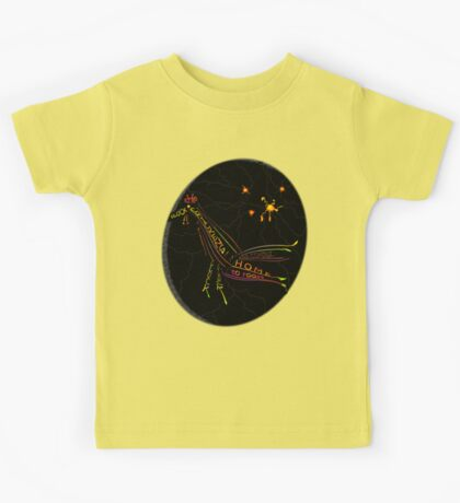cluck~CLUCK~CLUCKED!!! coming home to roost... Kids Tee