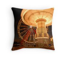 """Fair Fun"" Throw Pillow"