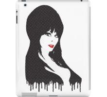 Elvira (Halftones) iPad Case/Skin