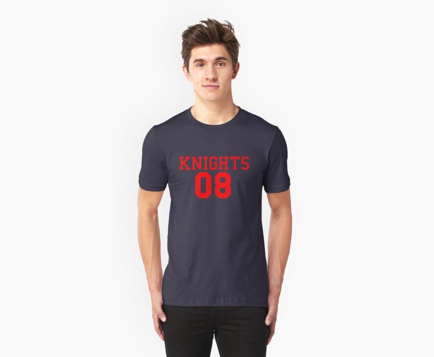Knights Supporter Fan Club Shirt by troyw