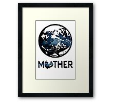 Earthbound Logo Framed Print