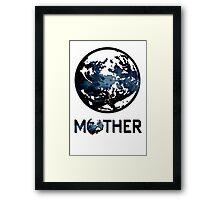 Earthbound Logo Framed Print