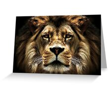 The Lion, the witch..... Greeting Card
