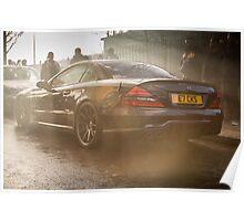 Mercedes 2 Poster