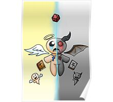 The Two sides of Isaac Poster