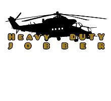Heavy Duty Jobber by artguy24