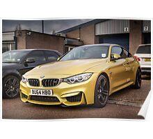 BMW  Poster