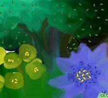 Le Jardin Fantastique by elledeegee