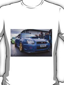 Subaru WRC T-Shirt