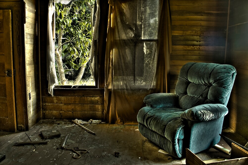 Recliner Memories by Taylor Jury