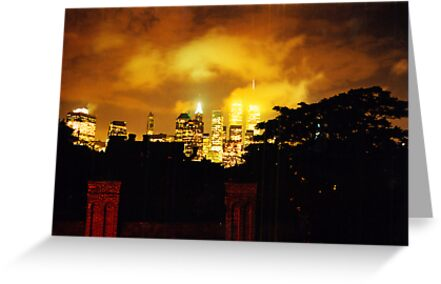 Twin Towers 1999 by Rossman72