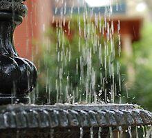 fountain, as is by Lenny La Rue, IPA