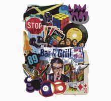 LPM eighty nine-Collage design by Basic Billy Boy Brown