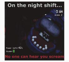 FNaF-Scream Kids Clothes