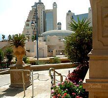 Elat - Israel by Ilunia Felczer