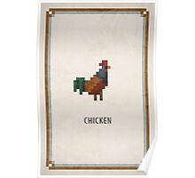 Pixel RPG - Chicken Poster