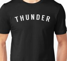 Thunder Inverted Unisex T-Shirt