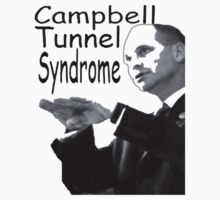 Campbell Tunnel Syndrome by grubbanax