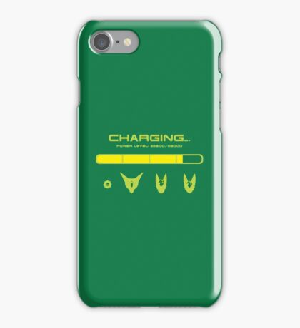 CHARGING CELL iPhone Case/Skin