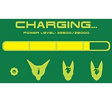 CHARGING CELL Photographic Print