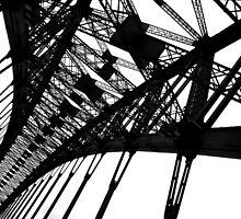 Sydney Harbour Bridge # 1 - Sydney Australia by anotherdonkeyd