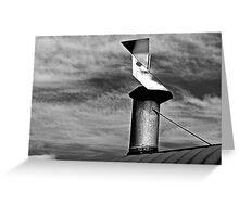 Summerview Cowl - Millfield Hunter Valley Greeting Card