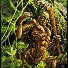 Maori Warrior by Evan F.E. Lole