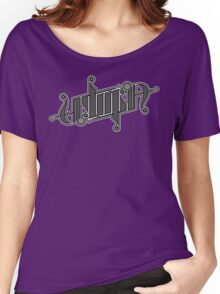 Utopia Ambigram Women's Relaxed Fit T-Shirt