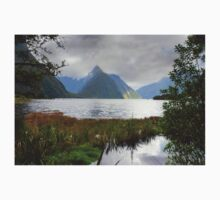 Milford Sound, New Zealand Kids Clothes