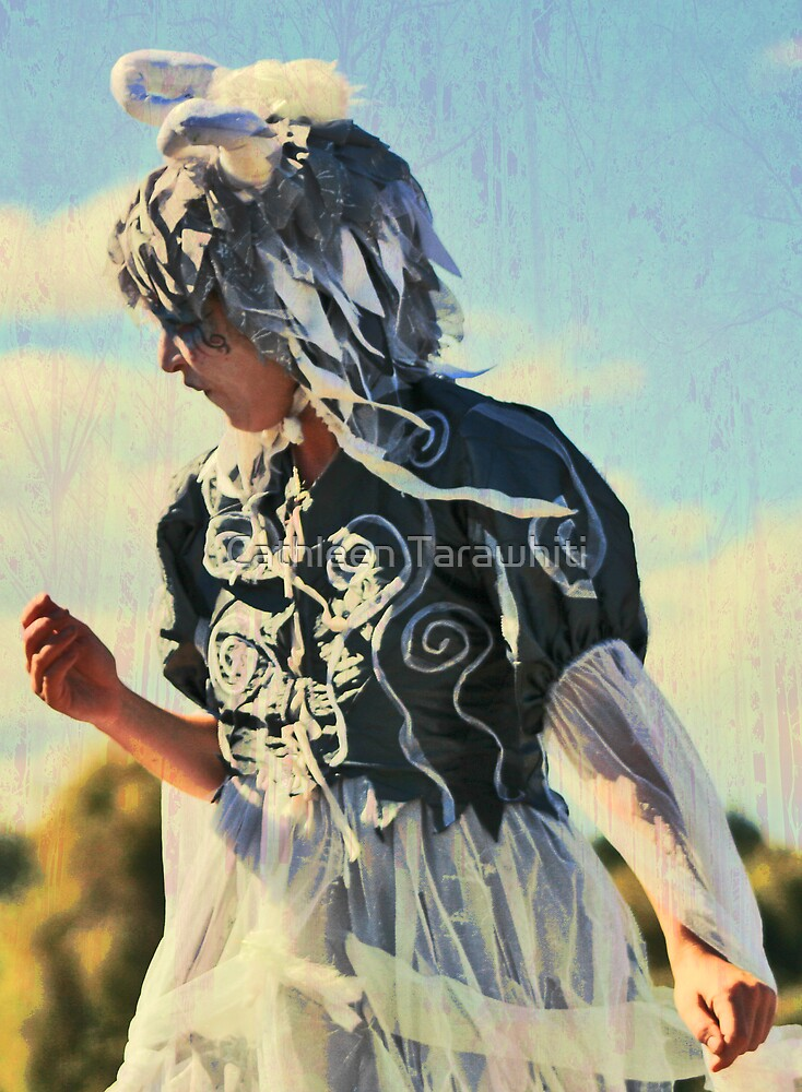 Dance Like There's No Tomorrow by Cathleen Tarawhiti