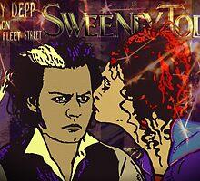 SWEENEY TODD by Azzurra