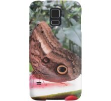 Butterflies  Iguazu Falls - Argentina Samsung Galaxy Case/Skin