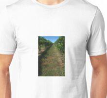 along the grape vines Unisex T-Shirt