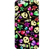 Bad Arrows & Broken Hearts  iPhone Case/Skin