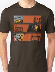 Spaghetti Western Cyborgs T-Shirt