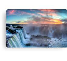 Iguazu Falls - Argentina Canvas Print