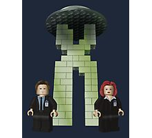 The BriX-Files Photographic Print