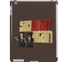 Pulp Bricktion iPad Case/Skin