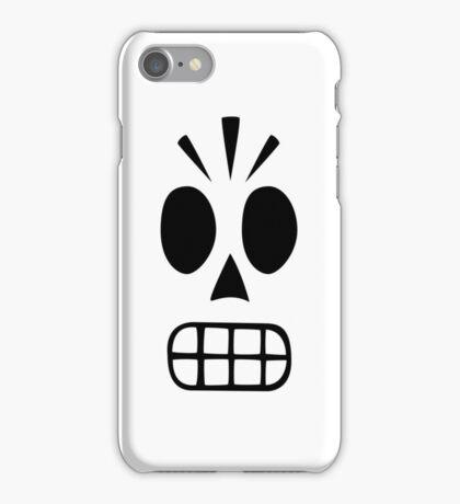 Manny Calavera iPhone Case/Skin