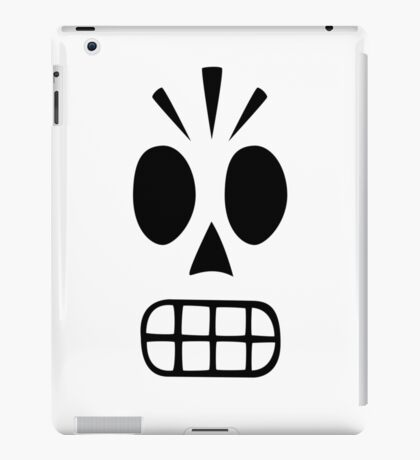 Manny Calavera iPad Case/Skin