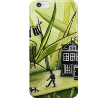THE GREEN GRASS OF HOME #1 iPhone Case/Skin
