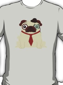 Pug in a Hat T-Shirt