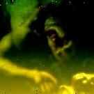 I love my aquarium by Kurt  Tutschek