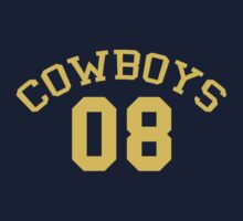 Cowboys Support Fan Club T-Shirt by troyw