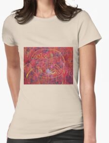Wild And Beautiful Womens Fitted T-Shirt