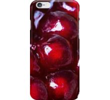 Red Pomegranate Seeds iPhone Case/Skin