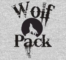 Wolf Pack Kids Clothes