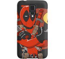 "Deadpool: ""Dank Memes"" Samsung Galaxy Case/Skin"